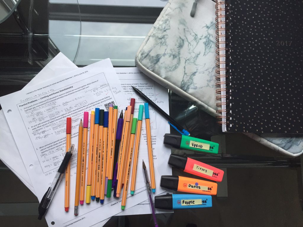 My Stationery Supplies