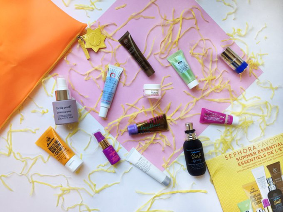 Inside the Sephora Favourites Summer Essentials Bag